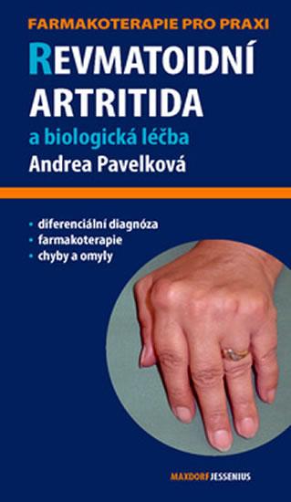 Revmatoidní artritida a biologická léčba - Pavelková Andrea - 11,1x19