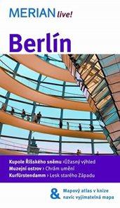 Berlín turistický průvodce Merian 39