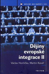 Dějiny evropské integrace II.