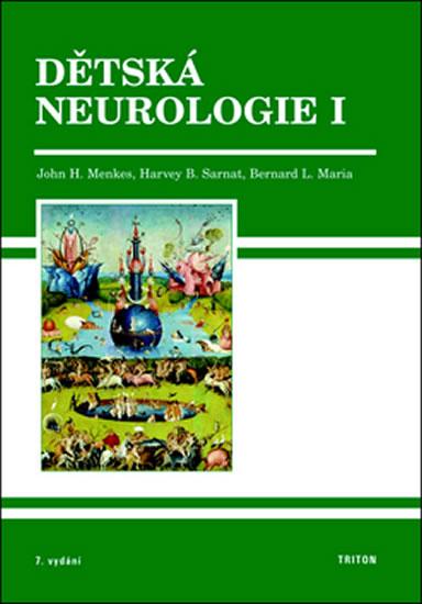Dětská neurologie - Komplet 2 svazky - kolektiv autorů - 17,5x24,7, Doprava zdarma