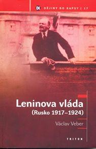 Leninova vláda (Rusko 1917-24 ) - Dějiny do kapsy 17.