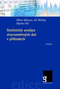 Statistická analýza vícerozměrných dat v příkladech