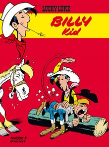 Lucky Luke 24 - Billy Kid
