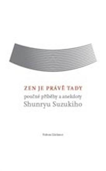 Zen je právě tady - Chedwick David - 12x18,6