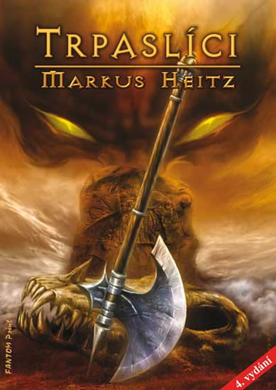 Trpaslíci 1 (4.vydání) - Heitz Markus - 17,3x24,1
