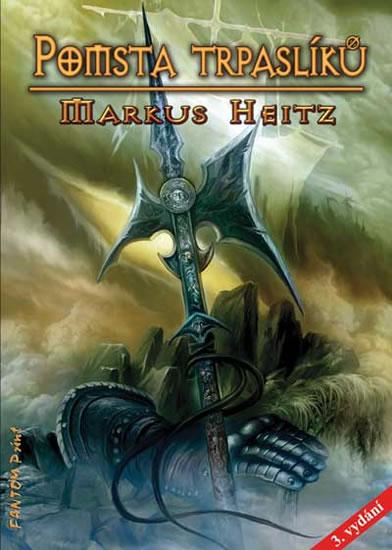 Trpaslíci 3 - Pomsta trpaslíků (3.vydání) - Heitz Markus - 17x24 cm