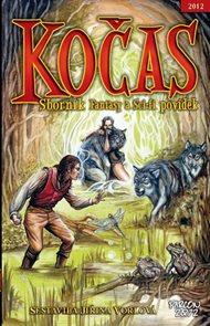 Kočas 2012 Sborník sci-fi a fantasy povídek