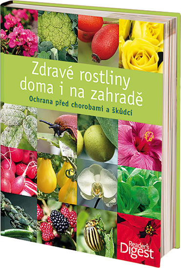 Zdravé rostliny doma i na zahradě - neuveden - 20,4x26,1