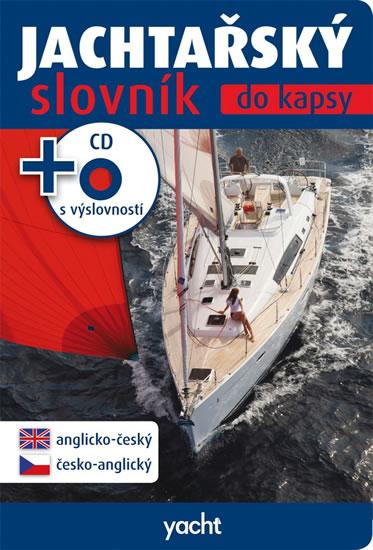 Jachtařský slovník AČ-ČA do kapsy + CD s výslovností - neuveden - 9,7x14