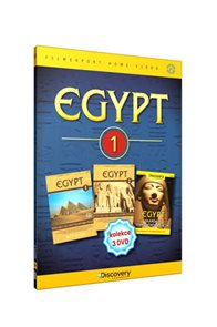 Egypt 1. – 3 DVD