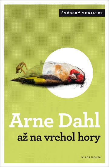 Až na vrchol hory - Dahl Arne - 14,2x20,6