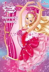 Barbie a Růžové balerínky - Doplňovačky a hádanky