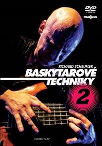 Baskytarové techniky 2 - DVD
