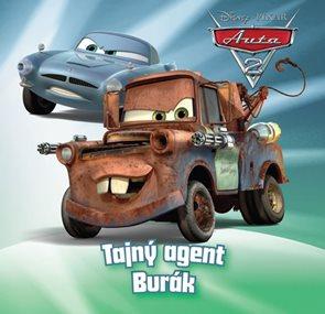 Auta 2 - Tajný agent Burák