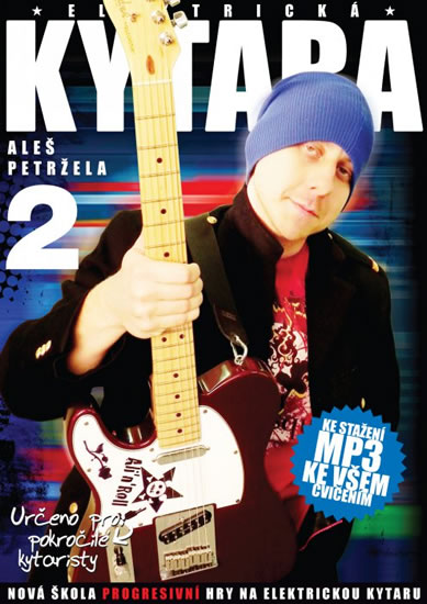 Elektrická kytara 2. - Petržela Aleš - 21x29,5