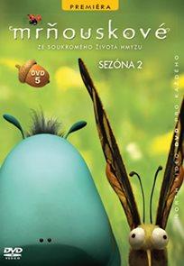 DVD Mrňouskové 5