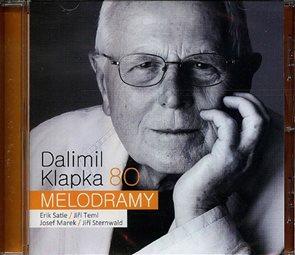 Dalimil Klapka 80 - Melodramy - CD