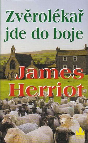 Zvěrolékař jde do boje - Herriot James - 12,8x20,1