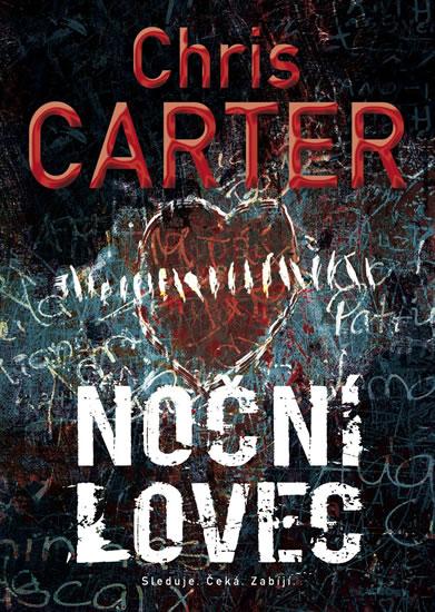 Noční lovec - Carter Chris - 15,6x21,2