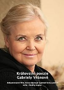 Království poezie Gabriely Vránové - DVD