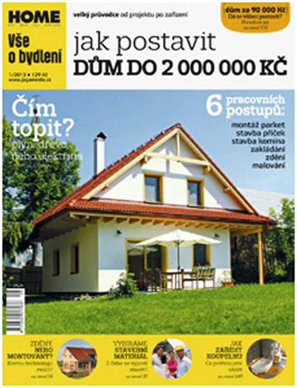 Jak postavit dům do 2 000 000 Kč - neuveden - 21x27,6