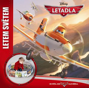 Letadla - Letem světem - velké leporelo