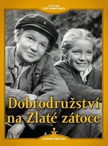 Dobrodružství na Zlaté zátoce - DVD (digipack)
