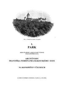 Park Jeho C. a k. Výsosti nejjasnějšího pana arcivévody Františka Ferdinanda Rakouského - Este na Ko