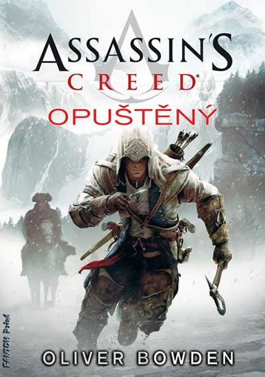 Assassin´s Creed 5 - Opuštěný - Bowden Oliver - 14,6x20,6