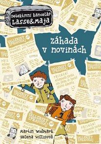 Detektivní kancelář Lasse & Maja 8 - Záhada v novinách