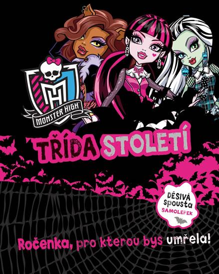 Monster High - Třída století - Mattel - 22,1x27,8