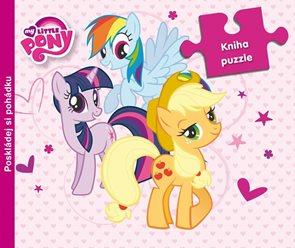 My Little Pony - 9 dílná kniha puzzle