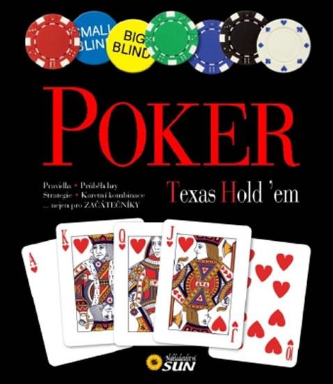 Poker - Pravidla - Strategie - neuveden - 24,6x27,7
