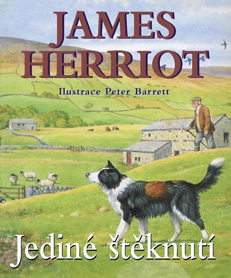 Jediné štěknutí - Herriot James - 14,6x17,5