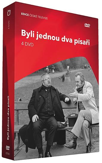 Byli jednou dva písaři - 4 DVD - 13,6x19