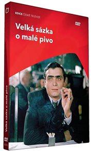 Velká sázka o malé pivo - 1 DVD
