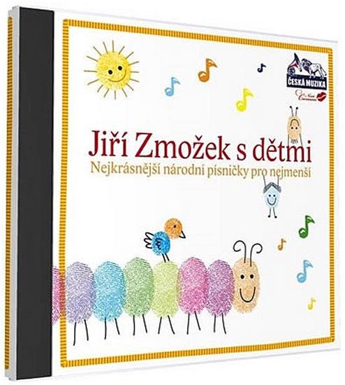 Zmožek Jiři s dětmi - 1 CD - neuveden - 12,5x14