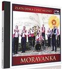Zlatá deska - Moravanka - 1 CD