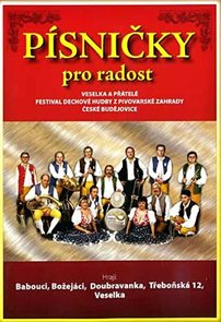 Veselka - Písničky pro radost - DVD