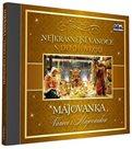 Vánoční dechovky - Vánoce s Májovankou - 1 CD