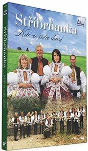 Stříbrňanka - Kdo ze srdce dává - DVD