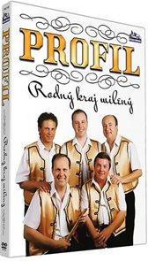 Profil - Rodný kraj milený - DVD