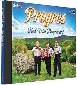 Progres - Keď Vám Progres hrá - 1 CD