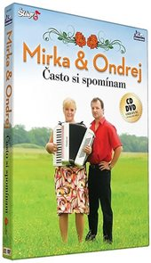 Mirka a Ondrej - Často si spominam - CD+DVD