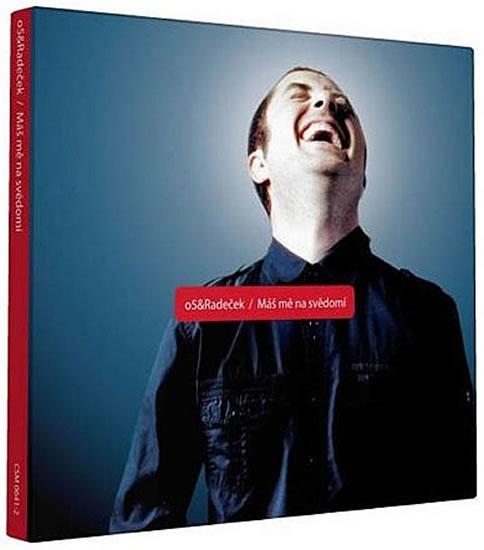 O5 & Radeček- Máš mě na svědomí - 1 CD - neuveden - 12,5x14