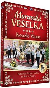 Moravská Veselka - Kouzlo Vánoc - CD+DVD