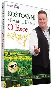 Koštování s Fr. Uhrem o lásce - 2 DVD