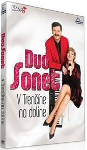 Duo Sonet - V Trenčíně na dolině - DVD