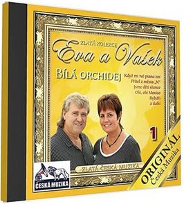 Eva a Vašek 1 - Bilá orchidej - 1 CD