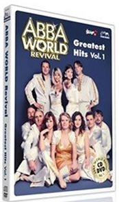 ABBA Wordl Revival - 2 DVD